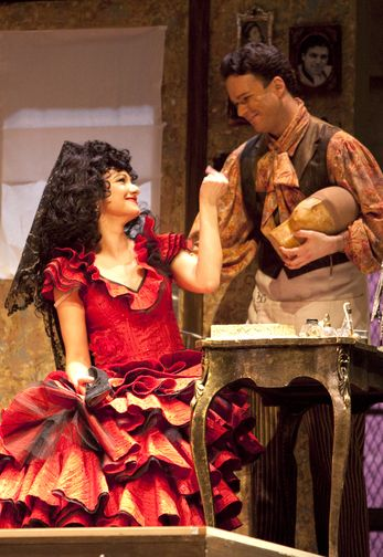 Barber Of Seville Summary : The Barber of Seville - Vancouver Opera - Review - Vancouver Weekly