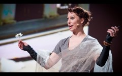 TEDTalks: Amanda Palmer: The Art of Asking