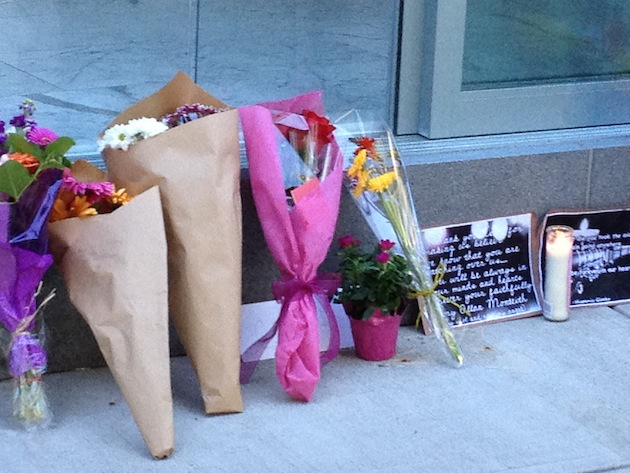 flowers for Monteith