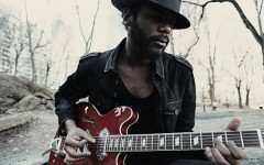 Gary Clark Jr. - photo by Frank Maddocks