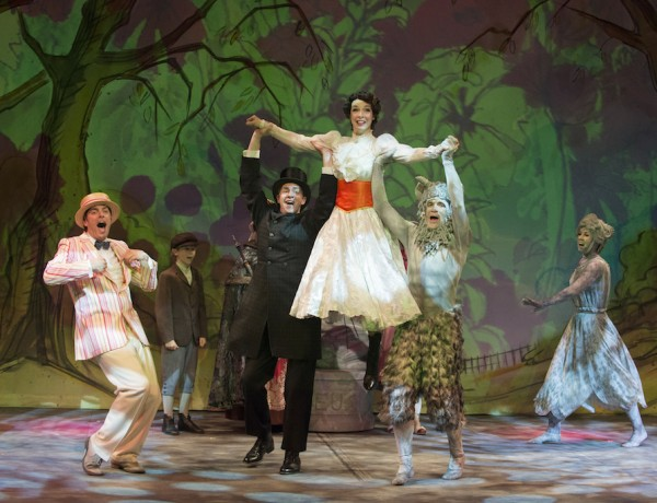 Mary Poppins at the Stanley