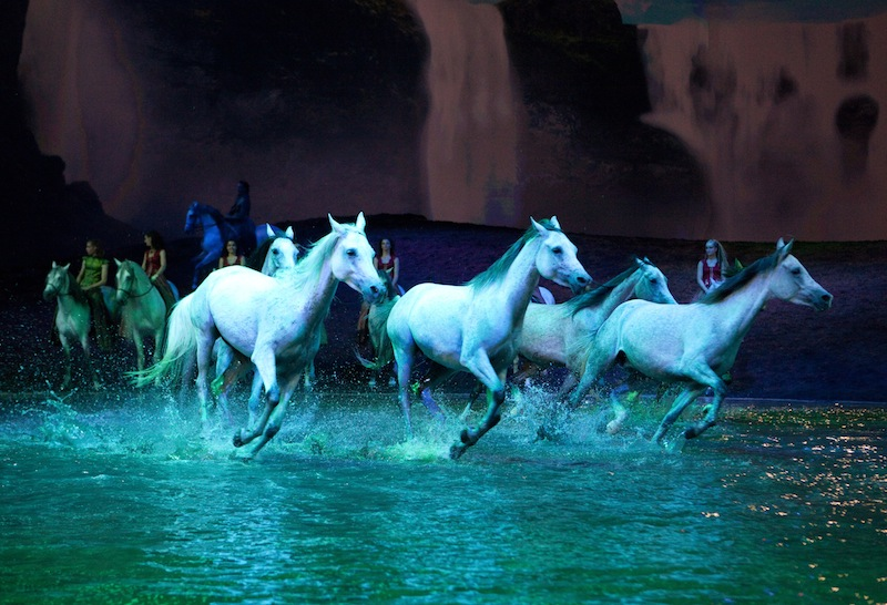 Odysseo by Cavalia The Travelers III / Les voyageurs III