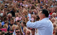 "Mitt Romney in the Netflix documentary ""Mitt."" Photo courtesy of Netflix"