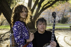 Béla Fleck and Abigail Washburn @ Chan Centre for the Performing Arts | Warrens | Wisconsin | United States