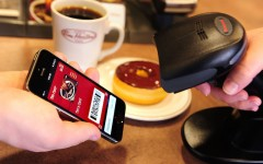 TIM HORTONS - Tim Hortons offers mobile payments with Passbook