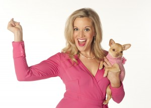 Legally Blonde: The Musical @ The Malkin Bowl in Stanley Park