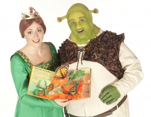 Shrek: The Musical @ The Malkin Bowl in Stanley Park