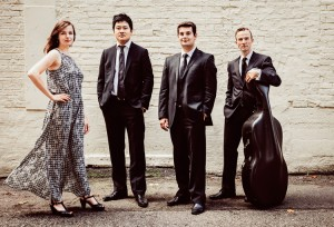 "Koerner Quartet ""From Spillville to St. Petersburg"" @ Koerner Recital Hall at the Vancouver Academy of Music 