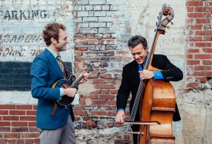 CHRIS THILE & EDGAR MEYER @ Chan Centre for the Performing Arts