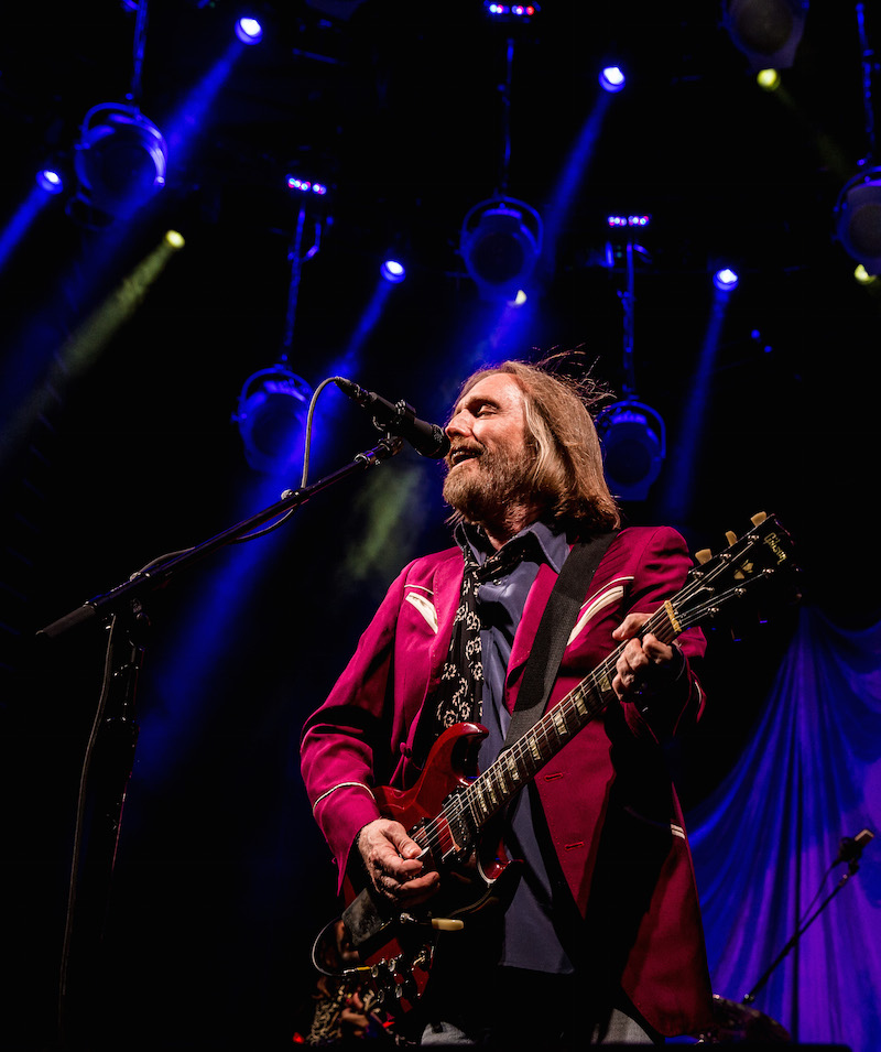 13 Tom Petty & the Heartbreakers - Rogers Arena - August 14