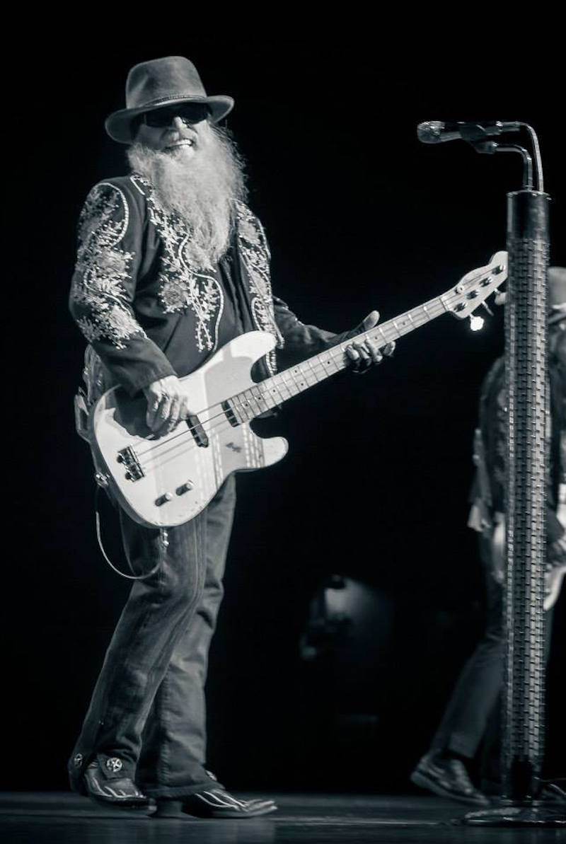 3 ZZ Top - Queen Elizabeth Theatre - March 22