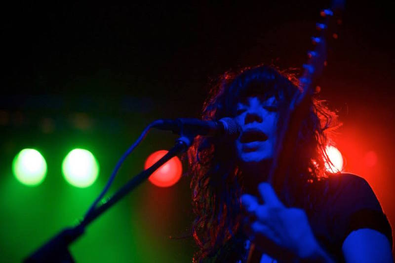 4 The Coathangers - Rickshaw Theatre - March 27