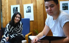 Matthew Ward and Anna McKenzie are taking a correspondence course to learn N?hinaw?win--or Swampy Cree-- the traditional language of their ancestors.