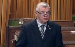 MP Lawrie Hawn speaks to Canadian tech entrepreneurs. Source: Youtube