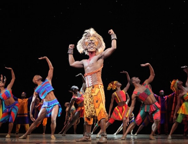 The Lion King Vancouver