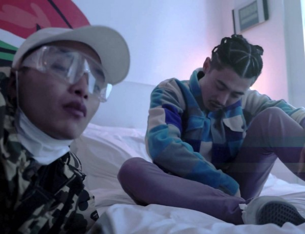 Never forget: Keith Ape at Venue Nightclub