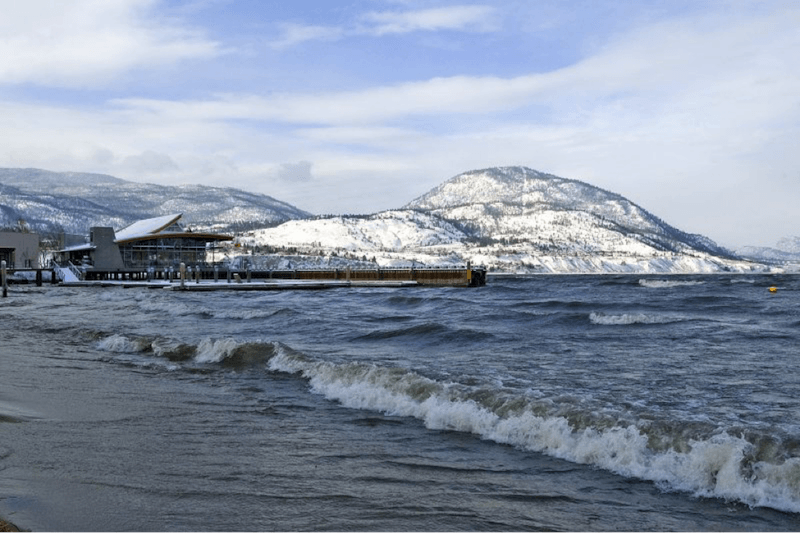 Penticton Lakeside Resort – The Okanagan, British Columbia