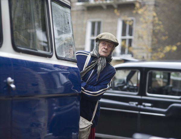 Maggie Smith as Miss. Shepherd. Photo by Nicola Dove, Courtesy of Sony Pictures Classics.