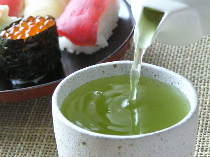 Source: green tea-www.myjapanesegreentea.com