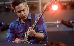 M. Ward by Jennifer Mcinnis