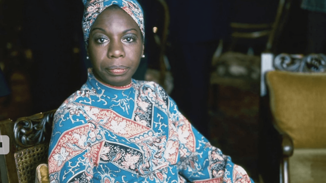 Source: Still Image from 'The Amazing Nina Simone' Trailer.
