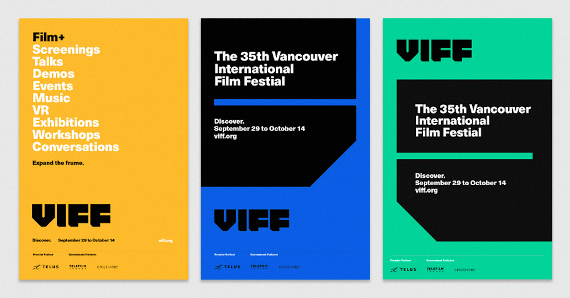 VIFF Posters