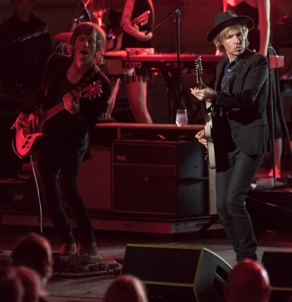 Beck in Vancouver