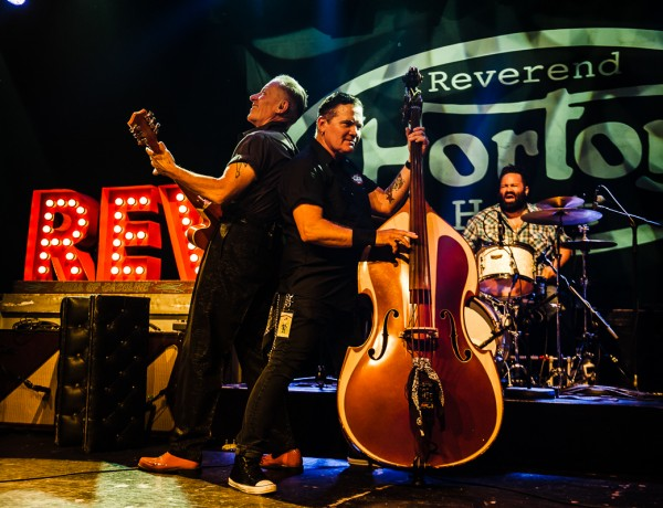 Reverend Horton Heat @ The Commodore Ballroom