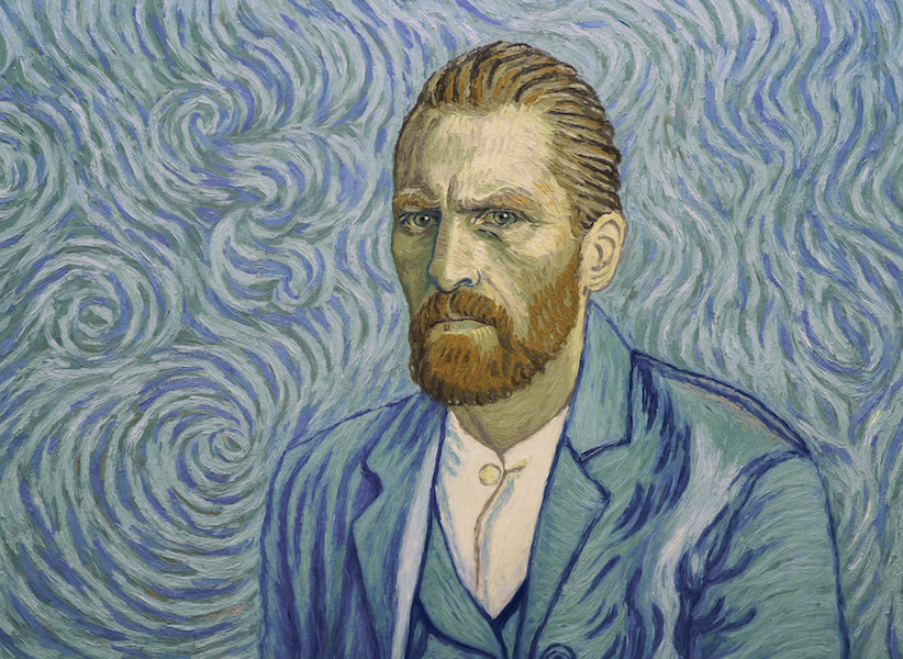 Robert Gulaczyk as Vincent van Gogh. Courtesy of Mongrel Media.