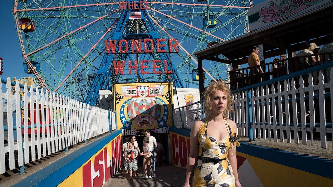 Wonder Wheel is Woody Allen's most autobiographical film in years, unfortunately