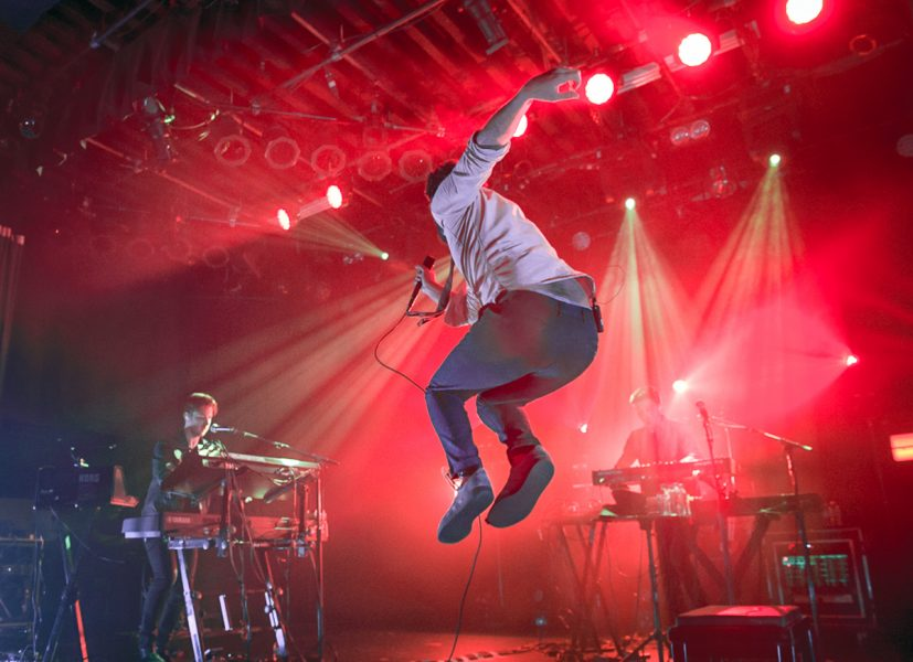 Passion Pit @ The Commodore