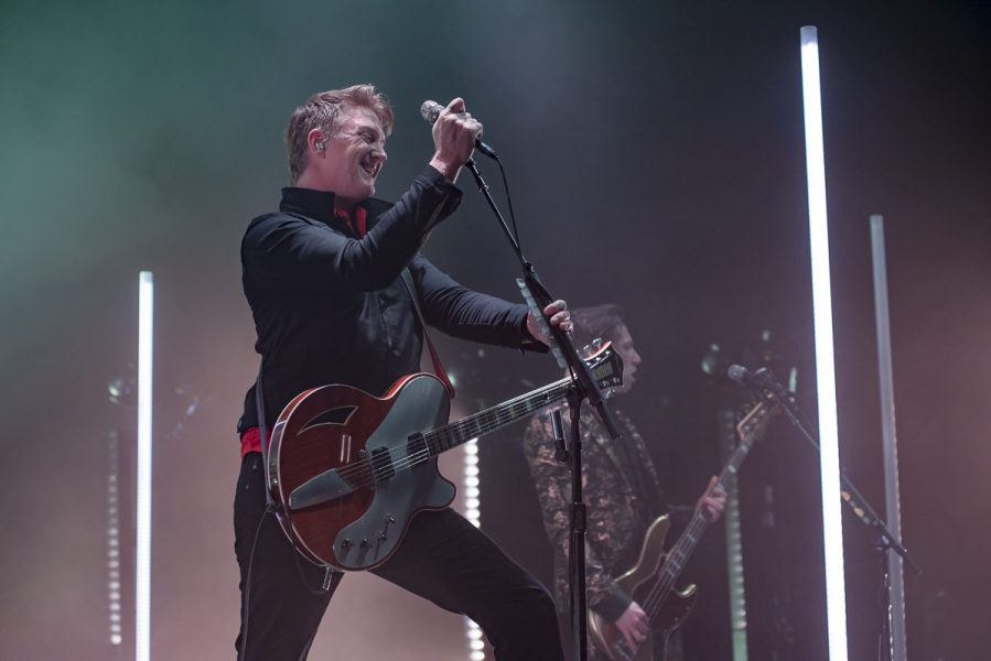 Queens Of The Stone Age @ PNE