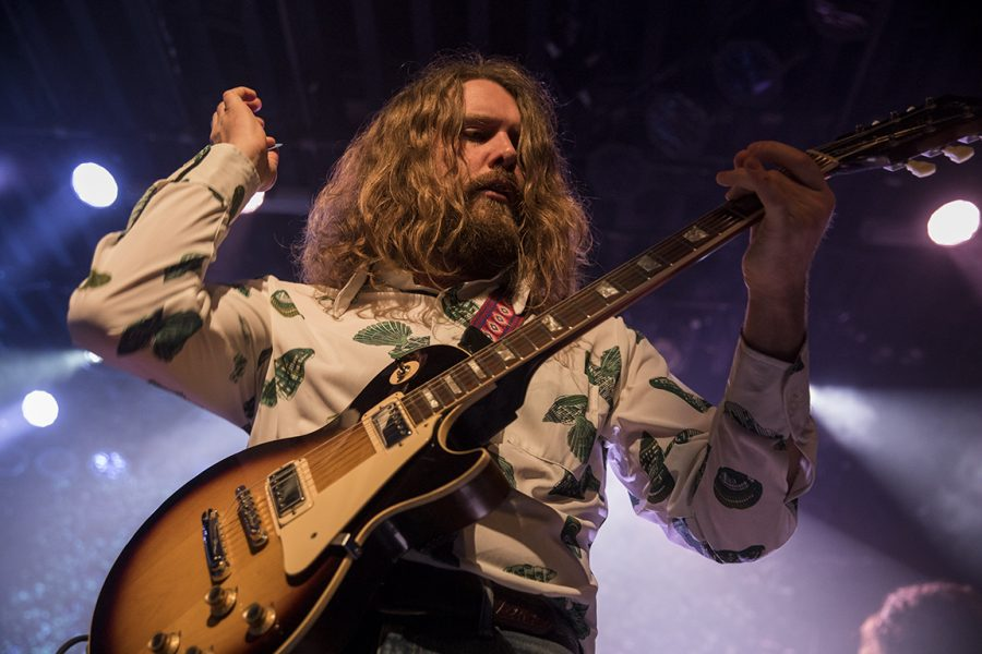 The Sheepdogs @ The Commodore Ballroom Feb. 15 / 2017
