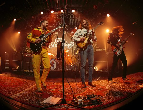 The Sheepdogs @ The Commodore Ballroom in Vancouver