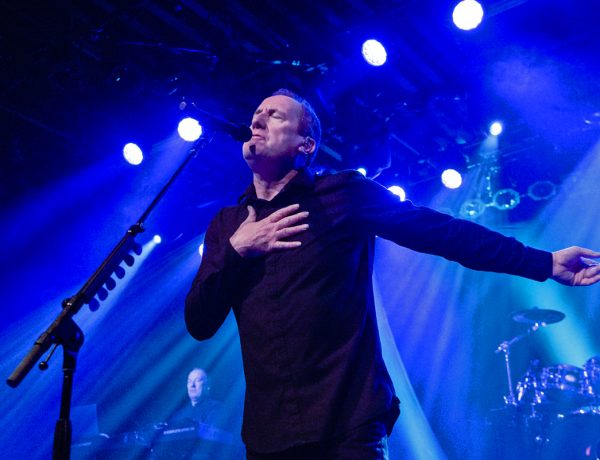 OMD @ The Commodore Ballroom , Mar. 23 / 2018