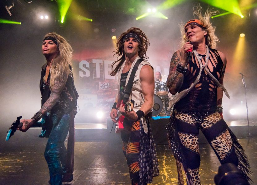 Steel Panther @ Commodore Mar. 15 / 2018