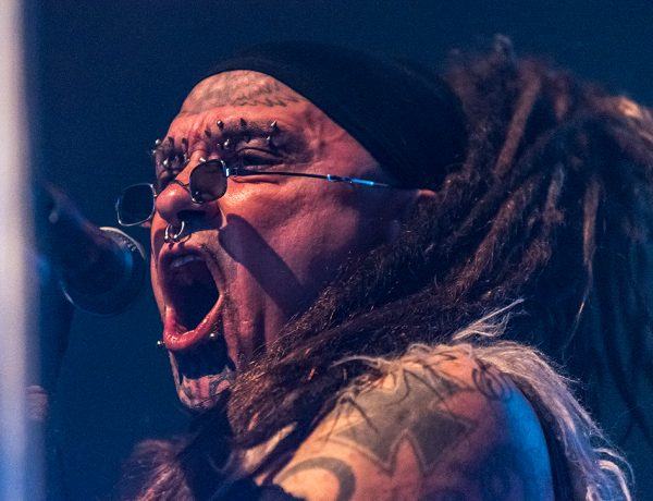 Ministry @ The Vogue Theatre in Vancouver B.C. / Mar.29 / 2018
