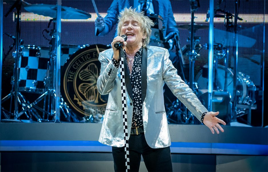 Rod Stewart @ Rogers Arena Vancouver April 10 / 2018