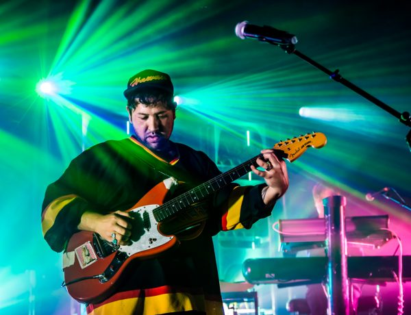 Unknown Mortal Orchestra @ The Commodore Ballroom May 8 / 2018 in Vancouver B.C.