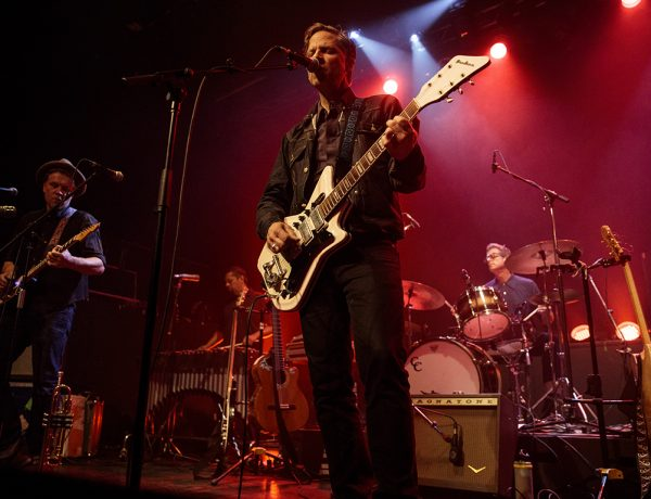 Calexico @ The RIckshaw Theatre