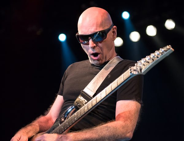 Joe Satriani @ Commodore Ballroom