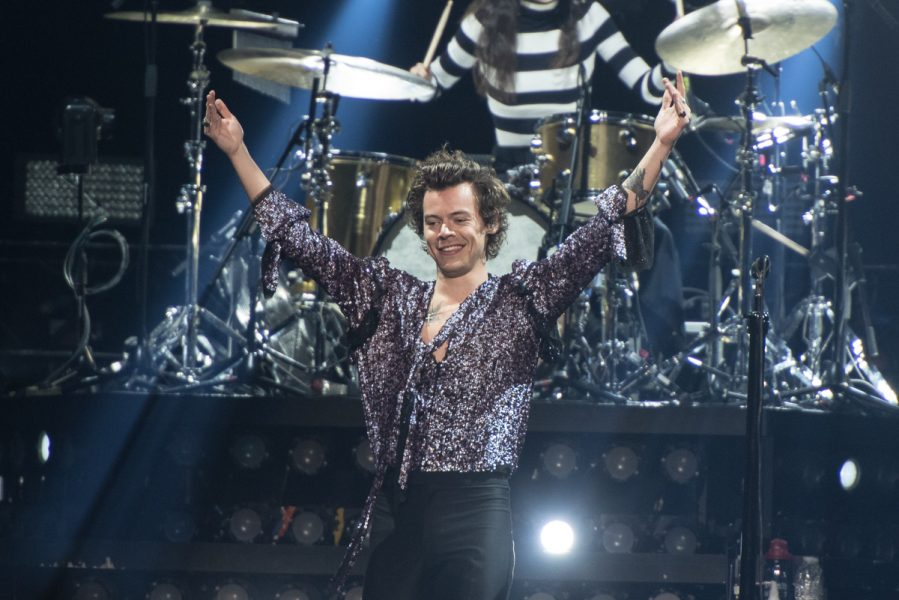Harry Styles @ Rogers Arena July 6 / 2018 in Vancouver B.C.