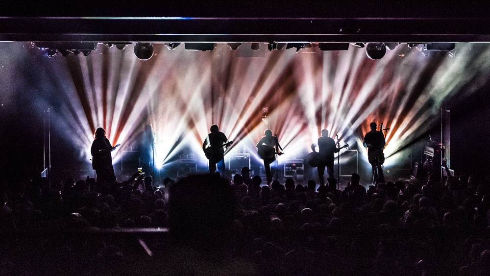 Trampled By Turtles @ The Commodore Ballroom