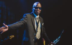Maceo Parker @Commodore Ballroom Aug 21