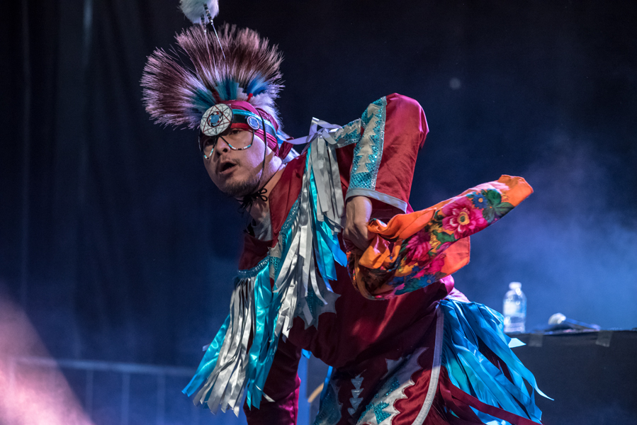 VANCOUVER MURAL FEST: The Park Show With music from A Tribe Called Red, Charlotte Day Wilson & Teen Daze