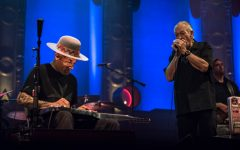 Ben Harper and Charlie Musselwhite @ The Orpheum Theatre in Vancouver B.C. , Aug. 23/2018.