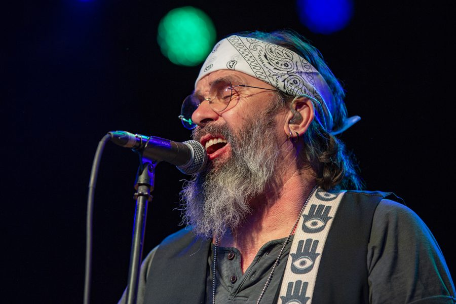 Steve Earle and the Dukes: 30th Anniversary of Copperhead Road Tour @ The Vogue Theatre in Vancouver B.C.