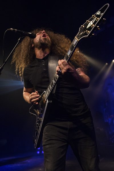 Coheed and Cambria @ The Commodore Ballroom
