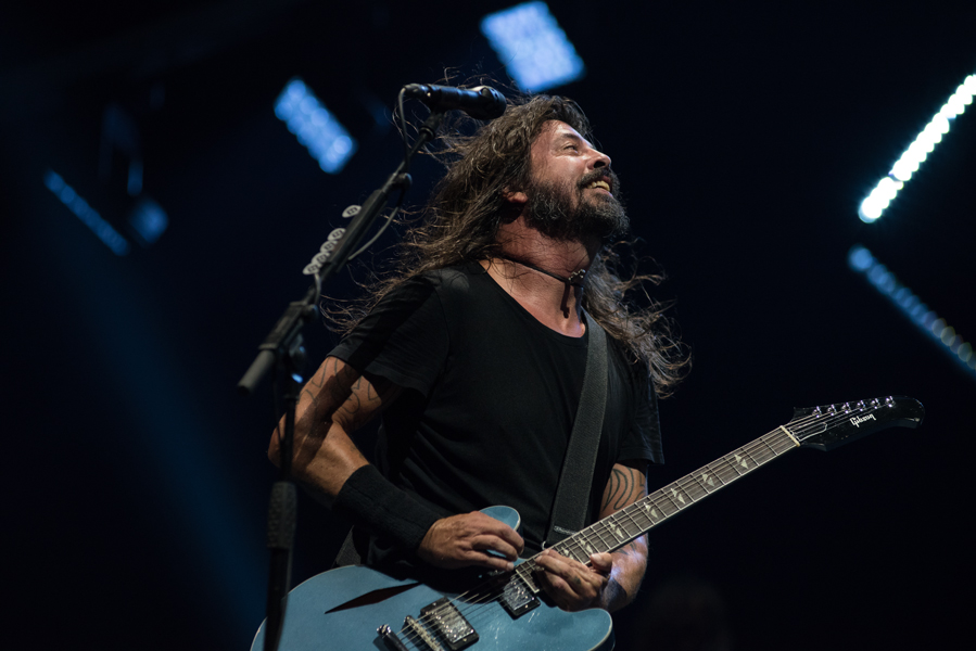 Foo Fighters Tour Vancouver