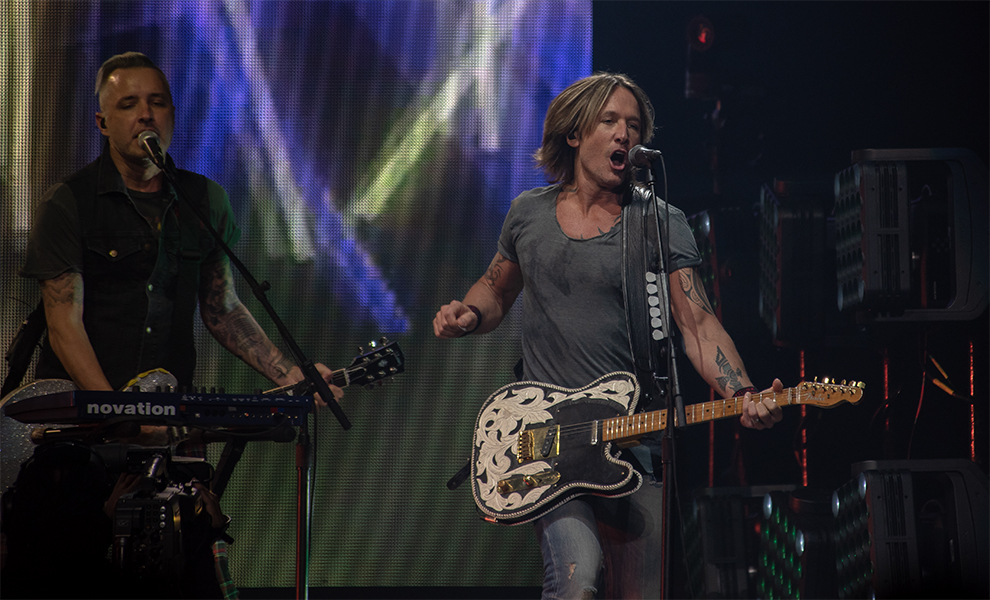 Keith Urban @ Rogers Arena